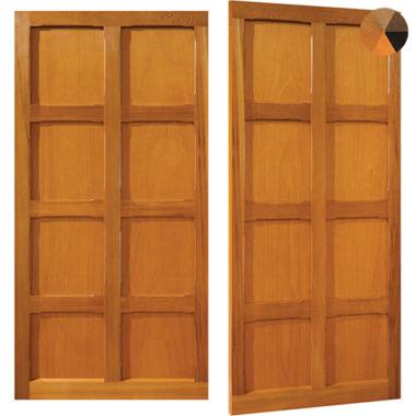 Woodrite Appley Side Hinged Garage Door