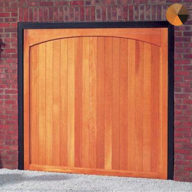 Cardale Futura Burley Timber Garage Door