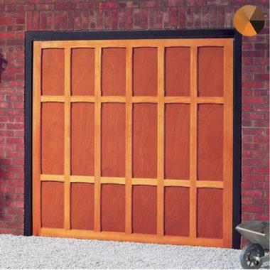 Cardale Heritage Cardinal Timber Garage Door