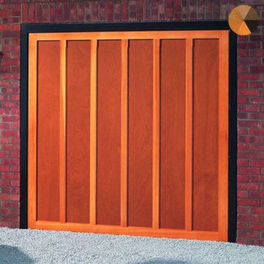 Cardale Heritage Countryman Timber Garage Door