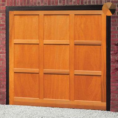 Cardale Heritage Guildford Timber Garage Door