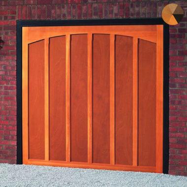 Cardale Heritage Windsor Timber Garage Door
