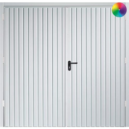 Garador Carlton Steel Side Hinged Garage Door Online Garage Doors