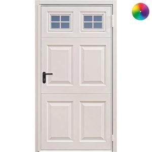 Garador Beaumont With Windows Personnel Door