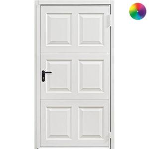 Garador Georgian Personnel Door
