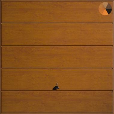 Garador Wentwood Timber Effect Garage Door