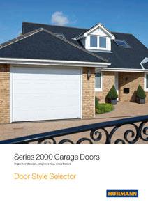 Hormann Door Style Selector