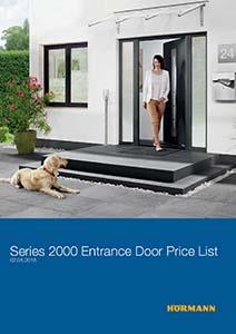 Hormann Entrance Door Price List