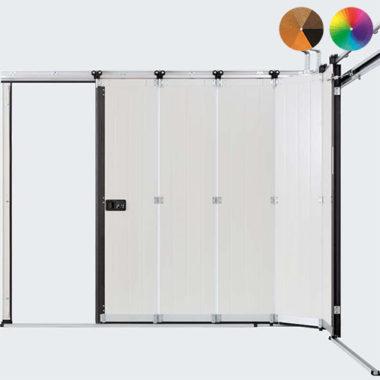 Hormann HST Side Sectional Garage Door