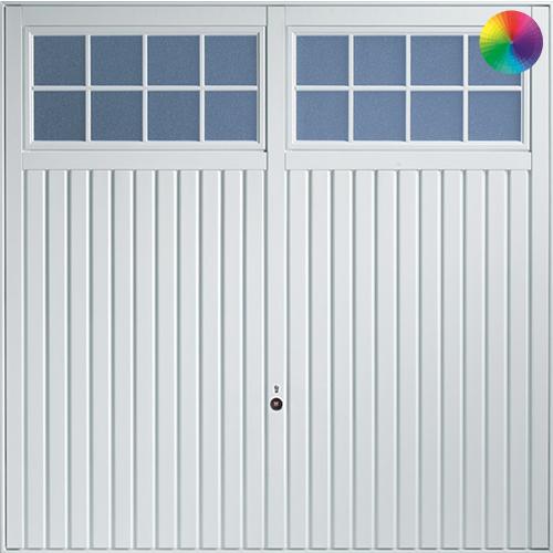Hormann Ilkley 2101 Steel Garage Door Online Garage Doors