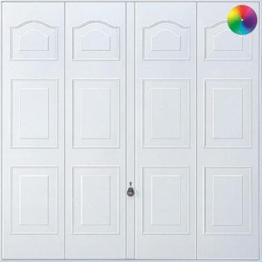 Hormann Marquess 2104 Garage Door