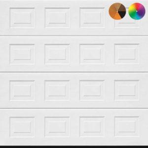 Hormann S-panelled Sectional Garage Door