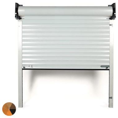 SWS Seceuroglide Woodgrain Roller Garage Door - No Box