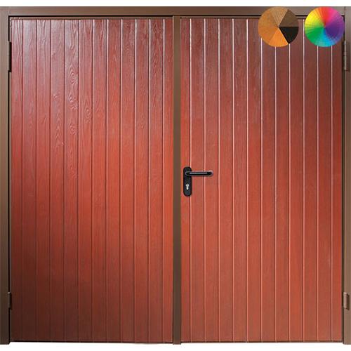 Wessex York Grp Side Hinged Garage Door Online Garage Doors