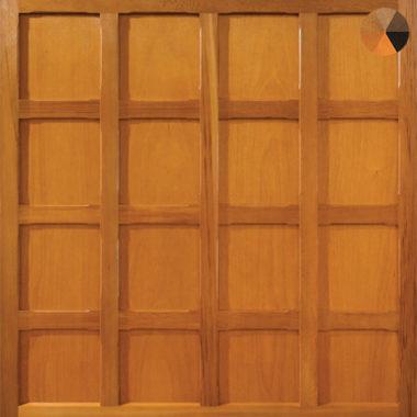 Woodrite Appley Timber Garage Door