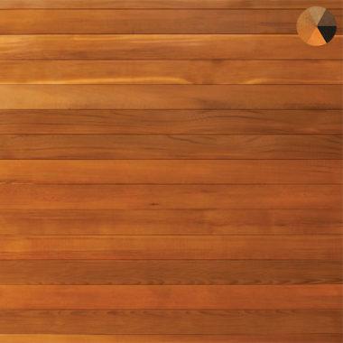 Woodrite Wendover Timber Garage Door